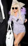 Lady GaGa Leaving The KOKO Music Venue (USA AND OZ ONLY)